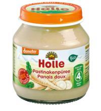 Holle Pastinakenpüree, 125 gr Glas