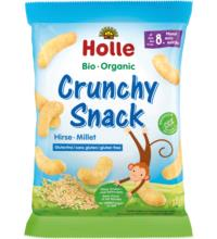 Holle Crunchy Snack Hirse, 25 gr Packung