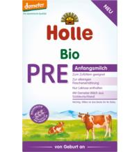 Holle Pre-Anfangsmilch, 400 gr Packung