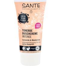 Sante Tonerde Duschcreme Mandarine, 150 ml Tube
