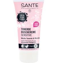 Sante Tonerde Duschcreme Mandelblüte, 150 ml Tube