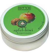 Styx Naturcosmetics Apfel Kiwi Körpercreme, 200 ml Tiegel