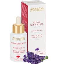 Argandor Argan-Gesichsöl Lavendel, 50 ml Flasche
