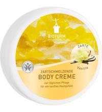 Bioturm Body Creme Vanille, 250 ml Tiegel