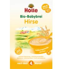 Holle Babybrei Hirse, 250 gr Packung
