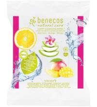 benecos Cleansing Wipes, 25 St Packung