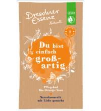 Dresdner Essenz Pflegebad Du bist einfach großartig, 60 gr Beutel
