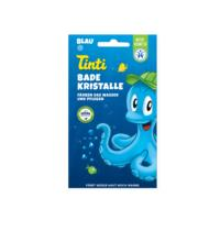 Tinti Badekristalle blau, 1 Stück