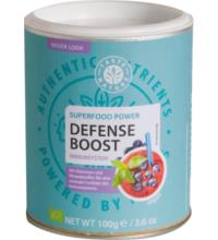 Taste Nature Superfood Trinkpulver Defense Boost, 100 gr Dose