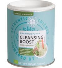 Taste Nature Superfood Trinkpulver Cleansing Boost, 100 gr Dose