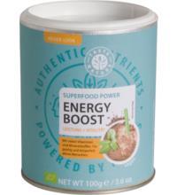 Taste Nature Superfood Trinkpulver Energy Boost, 100 gr Dose