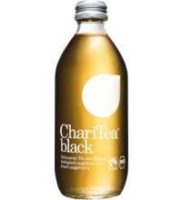 LemonAid Charitea Black, 0,33 ltr Flasche