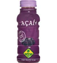 ACAI Bio Acai+ Detox Fruit Blend, 250 ml Flasche