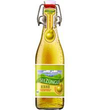 SeeZüngle Birne, 0,33 ltr Flasche