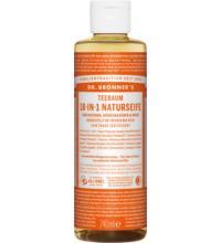 Dr. Bronners Naturseife Teebaum, 236 ml Flasche