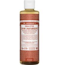 Dr. Bronners Naturseife Eukalyptus, 236 ml Flasche