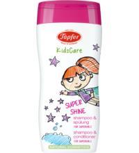 Töpfer Shampoo & Spülung für Supergirls, 200 ml Flasche