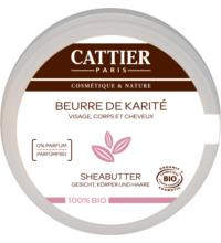 Cattier Sheabutter, 100 gr Tiegel