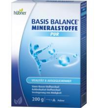 Hübner Basis Balance Mineralstoffe Pur , 200 gr Packung