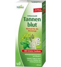 Hübner Kräuter-Tonikum Tannenblut, 250 ml Flasche