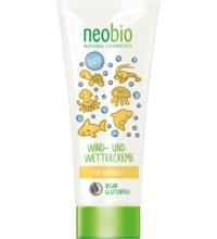 neobio Baby Wind- & Wettercreme, 100 ml Tube