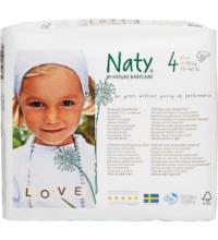 Naty Windeln Größe 4, 7-18 kg, 27 St Beutel