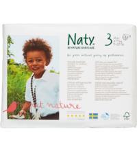 Naty Windeln Größe 3, 4-9 kg, 31 St Beutel
