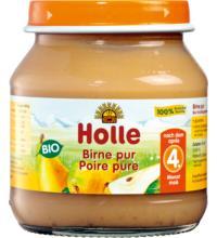 Holle Birne pur, 125 gr Glas