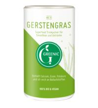Greenic Gerstengras Pulver, 100 gr Dose