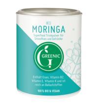 Greenic Moringa Pulver, 100 gr Dose