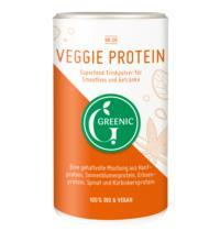Greenic Veggie Protein Superfood Trinkpulver, 150 gr Dose