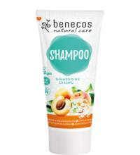 benecos Shampoo Aprikose & Holunderblüte, 200 ml Tube