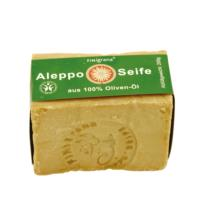 Finigrana Aleppo Seife aus 100% Olivenöl, 200 gr Stück