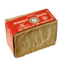 Finigrana Aleppo Seife aus Oliven- & 16% Lorbeeröl, 180 gr Stück
