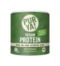 Purya! Vegan Protein Hanf Protein, 250 gr Dose