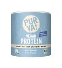Purya! Vegan Protein Reis Protein, 250 gr Dose