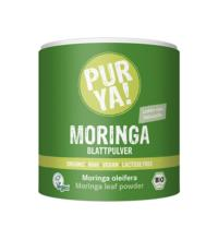 Purya! Moringa Blattpulver, 150 gr Dose