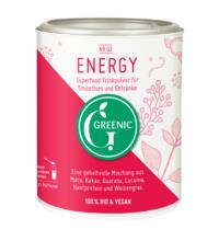 Greenic Energy Superfood Trinkpulver, 100 gr Dose