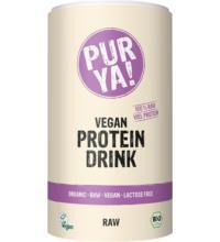 Purya! Vegan Protein Drink RAW, 550 gr Dose