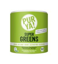 Purya! Super Greens, 150 gr Dose