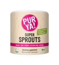Purya! Super Sprouts Quinoa gekeimt, 220 gr Dose