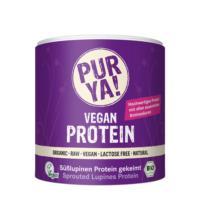 Purya! Vegan Protein Süßlupinen Protein gekeimt, 200 gr Dose
