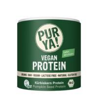 Purya! Vegan Protein Kürbiskern Protein, 250 gr Dose