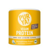Purya! Vegan Protein Sonnenblumen Protein, 250 gr Dose