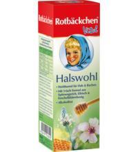 Rotbäckchen Vital Halswohl, 125 ml Flasche
