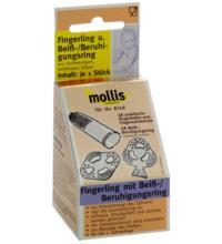 Mollis Fingerling und Beiß-/Beruhigungsring, 1 Set