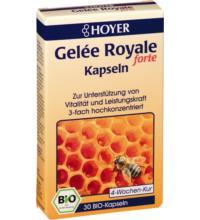 Hoyer Gelée Royale forte, 15 gr Packung