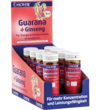 Hoyer Guarana & Ginseng, 60 Kautabletten