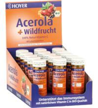 Hoyer Acerola & Wildfrucht, 60 Lutschtabletten