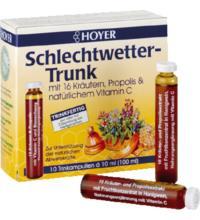 Hoyer Schlechtwetter-Trunk, 10 x 10 ml Trinkampullen